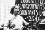 Rose Schneiderman (Photo: Jewish Women's Archive, via NYC Landmarks Preservation Commission)