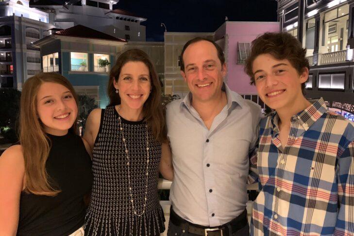 The Shaer family (Courtesy photo)