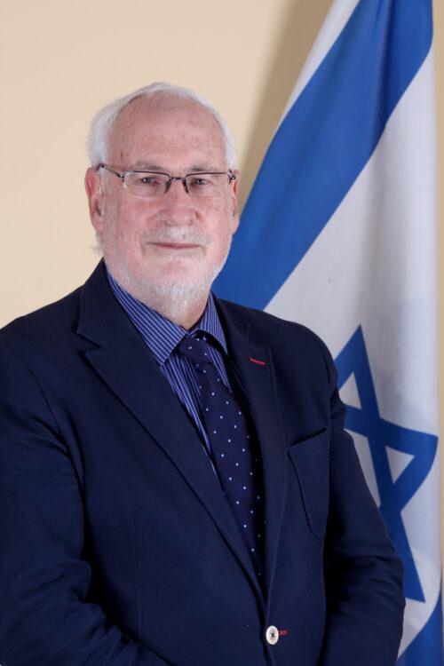 Ambassador Zeev Boker