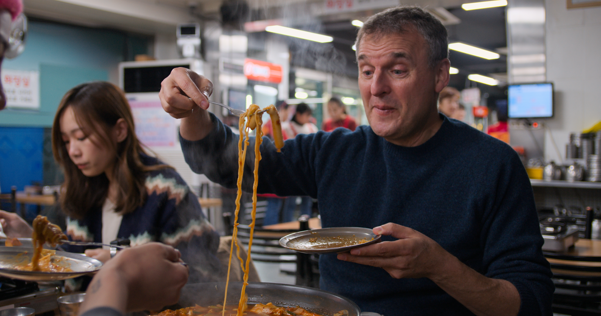 Phil Rosenthal in 'Somebody Feed Phil' (Courtesy photo: Netflix)