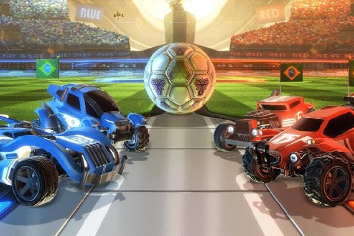 Rocket League Duos (Promotional image)
