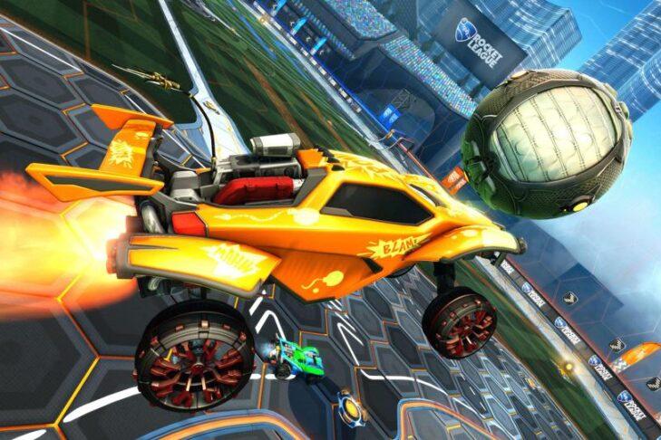 Rocket League (Promotional sitll)