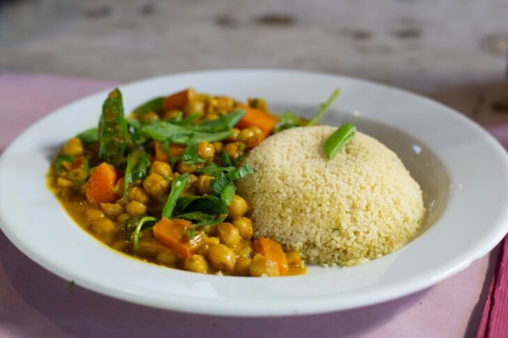 Tunisian Couscous With Seven Vegetables Jewishboston