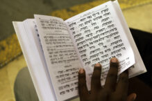 Most of the black jews in Israel come from Ethiopia and India