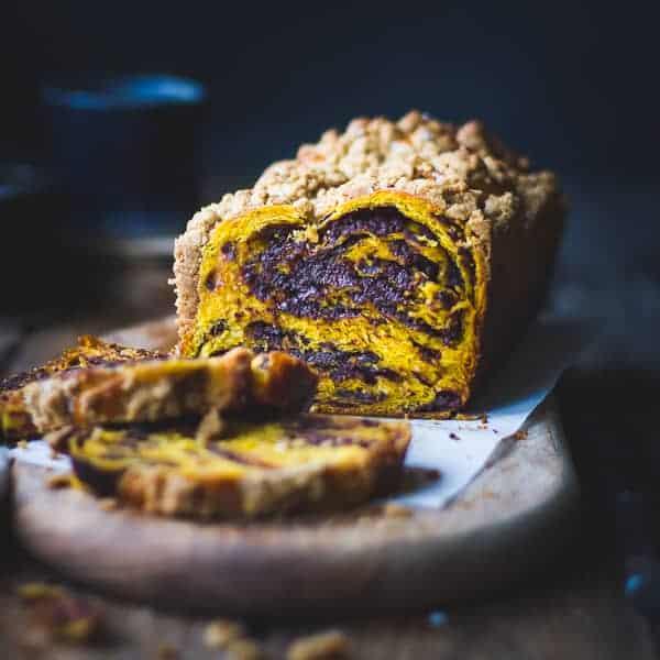 Pumpkin Rye Chocolate – BJG