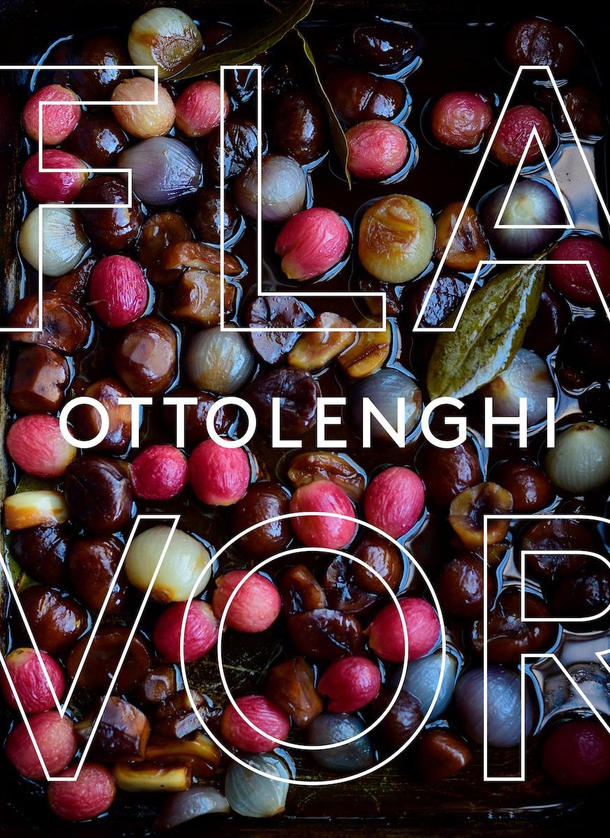 Ottolenghi Flavor flat cover