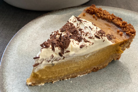 Pumpkin Pie – Feature