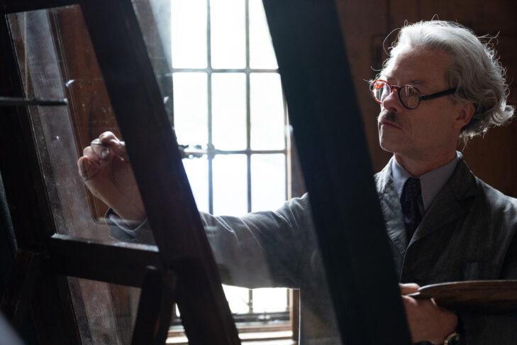 Guy Pearce as Han Van Meegeren in TriStar Pictures' THE LAST VERMEER.