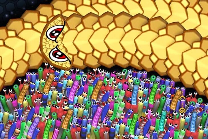 Little Big Snake .IO Game (Courtesy image)