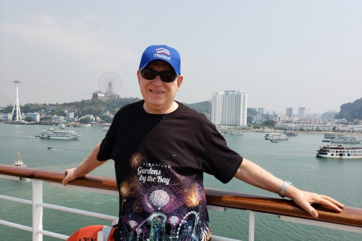 Ben Boverman – a Friendly Visitor volunteer