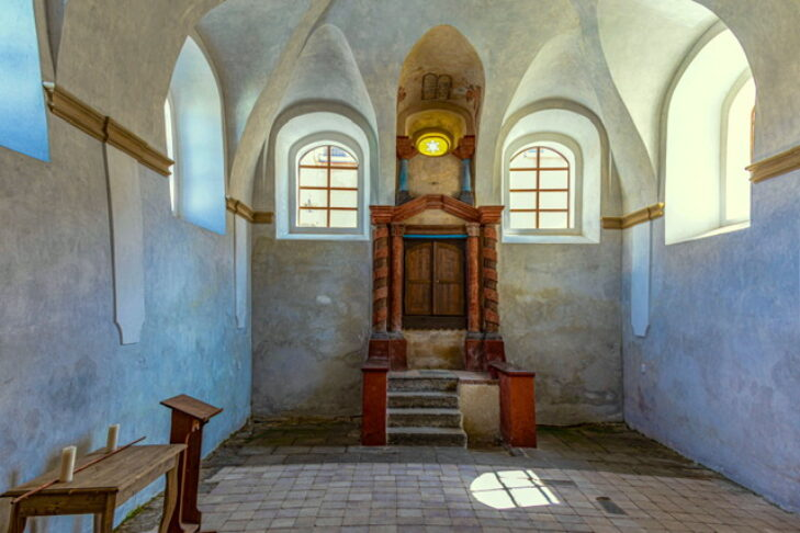Kosana Hora restoration