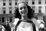 "Bess Myerson in ""The One and Only Jewish Miss America"" (Promotional still)"