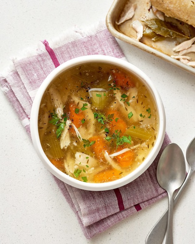 Slow Cooker Whole Chicken Soup – Joe Lingeman copy