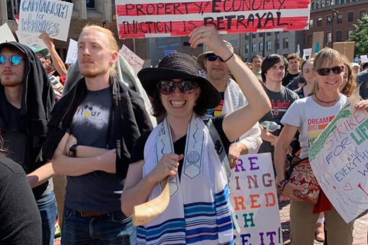 shoshana-friedman-climate-rally2019-cropped