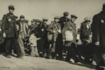 An image from the Lodz Ghetto, taken by Henryk Ross between 1940 and 1945 and safeguarded by fellow survivor Leon Sutton.HENRYK ROSS, COURTESY, MUSEUM OF FINE ARTS, BOSTON