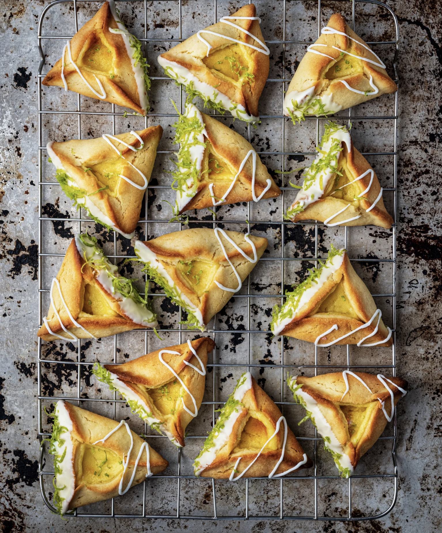 Lemon Meringue Pie Hamantaschen