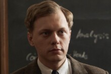 """Philippe Tlokin in """"Adventures of a Mathematician"""" (Promotional still)"""
