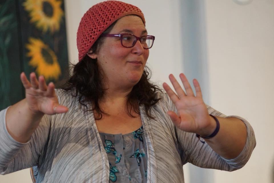 Rabbi Minna Bromberg