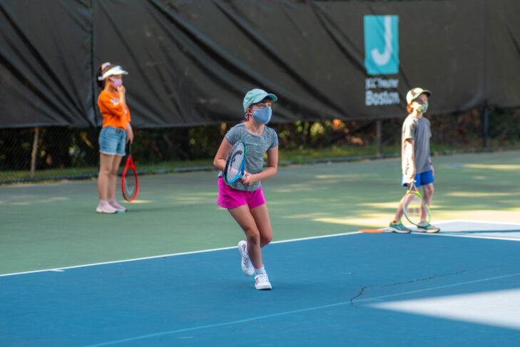 Courtesy of JCC Tennis Clinics