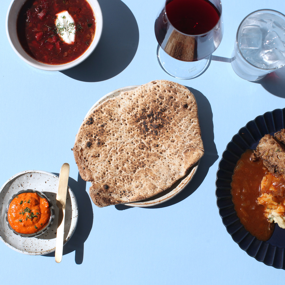 Clover Food Lab Passover Kit
