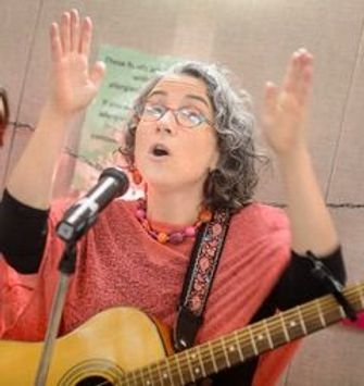 Rabbi Claudia Kreiman