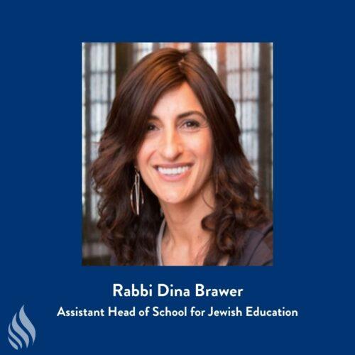 Rabbi Dina Brawer
