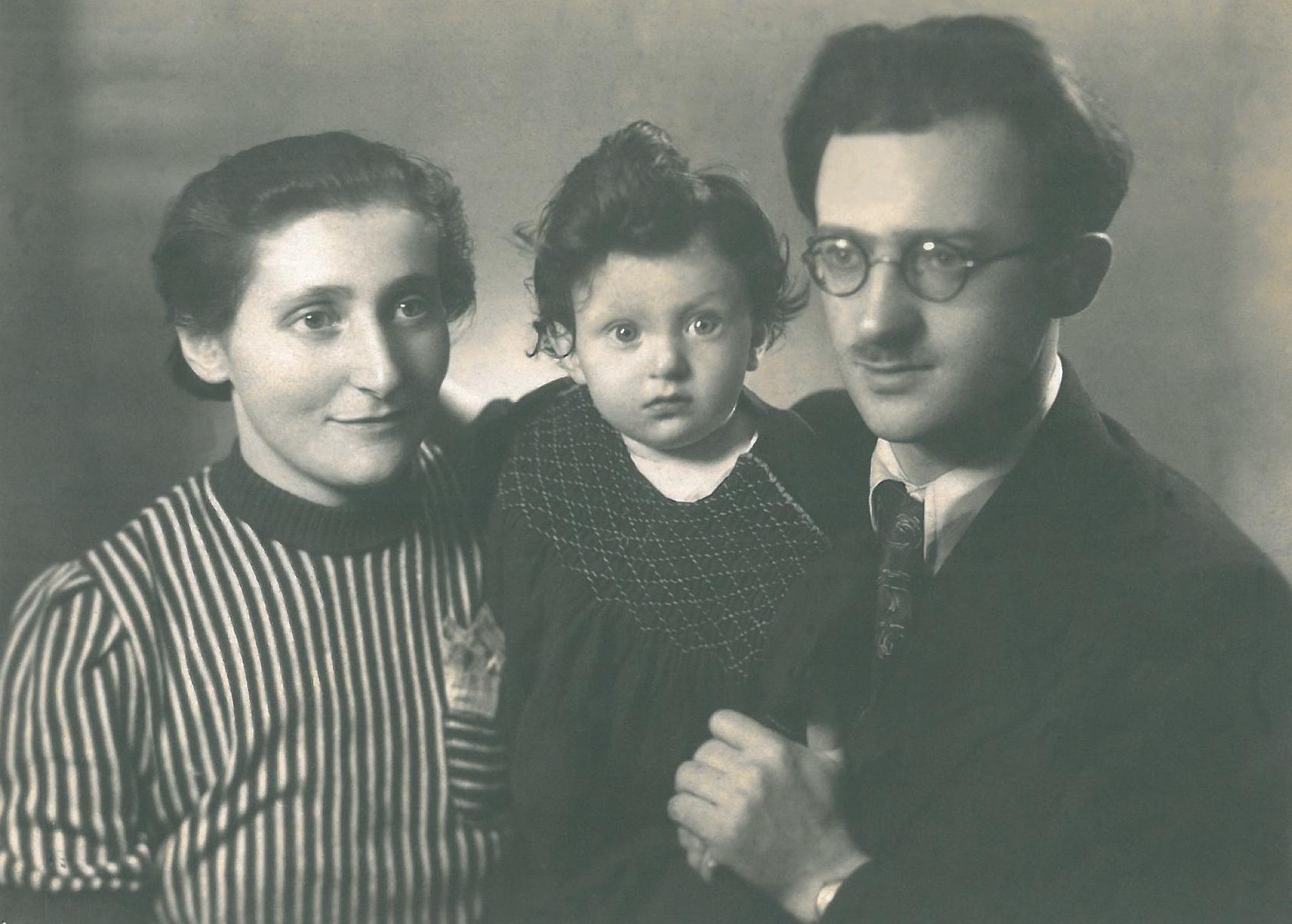 Freydke, Rena and Avrom Sutzkever