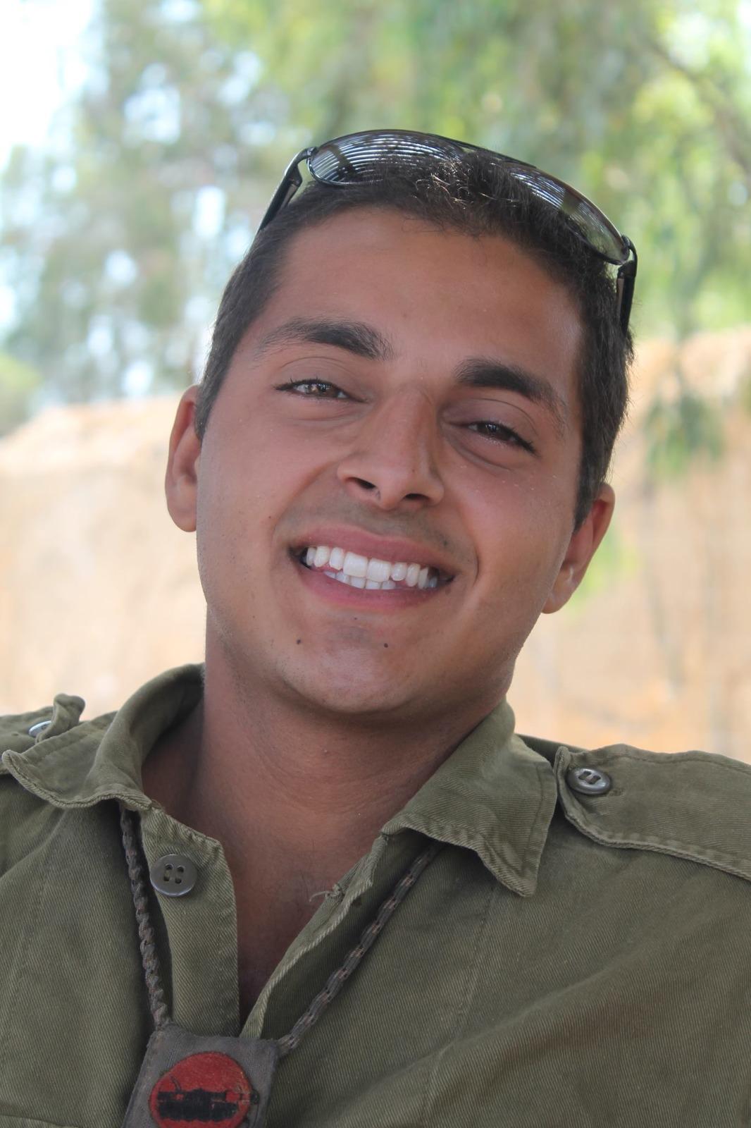 Shenhav Ruttner's cousin, Guy Levy
