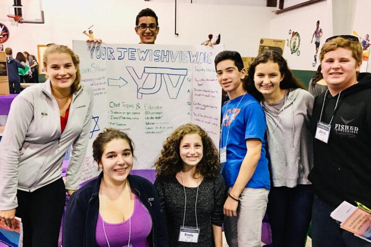 Northeast Teen Leadership Summit (Photo: Jewish Teen Initiative)