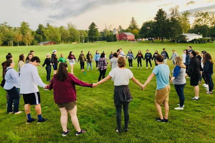 Peer Leadership Fellows Training 2018 (Photo: Jewish Teen Initiative)