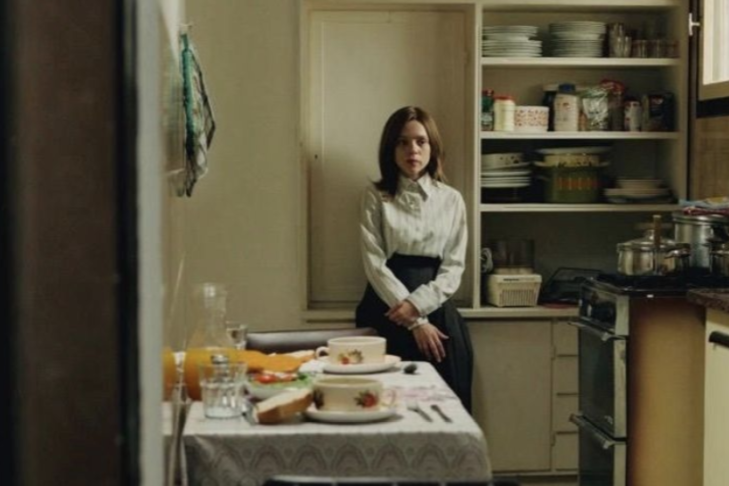 "Shira Haas as Ruchami Tonik in ""Shtisel"" Season 3 (Courtesy Yes Studios)"