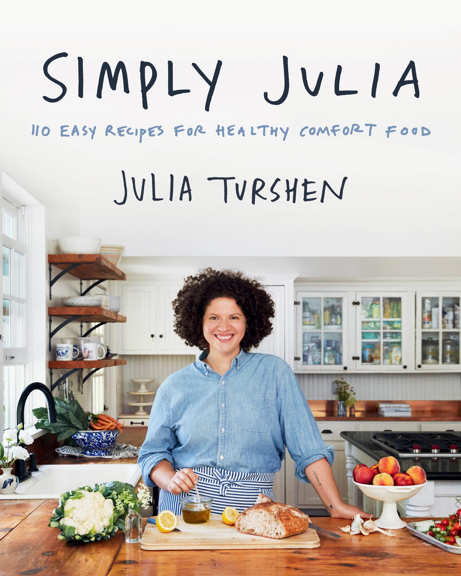 SimplyJulia_JuliaTurshen_Cover