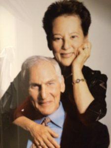 Diane Troderman and Harold Grinspoon