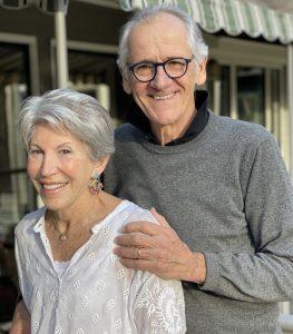 Susan and Bob Schechter