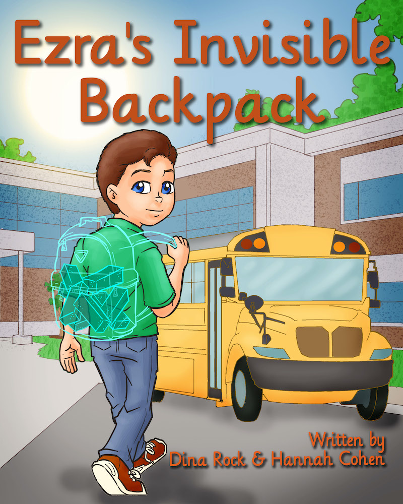 Ezra's Invisible Backpack