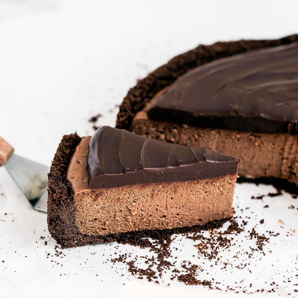 Death-by-Chocolate-Cheesecake_handle the heat