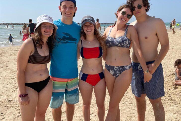 1 – Enjoying Tel Aviv by Aviva Weinstein