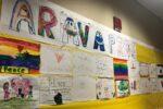 Aravas Pride Wall