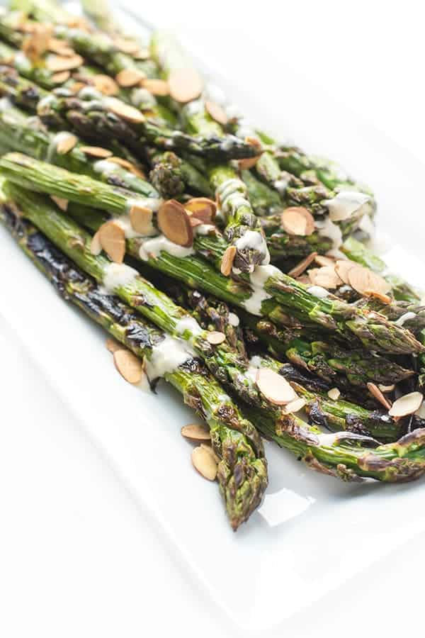 Grilled-Asparagus-with-Lemon-Tahini-Sauce_The Lemon Bowl
