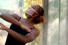 """""""Selection"""" (dance) featuring Imani Deal by Rachel Linsky (Photo: Lisa Link)"""