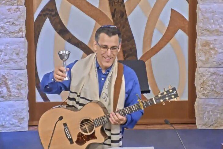 Rabbi shabbat snapshot