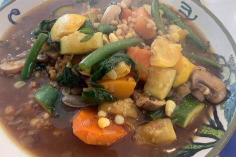 Harvest Barley Soup 01