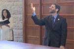 Rabbi Darby Leigh and KS Cantor Rosalie Gerut