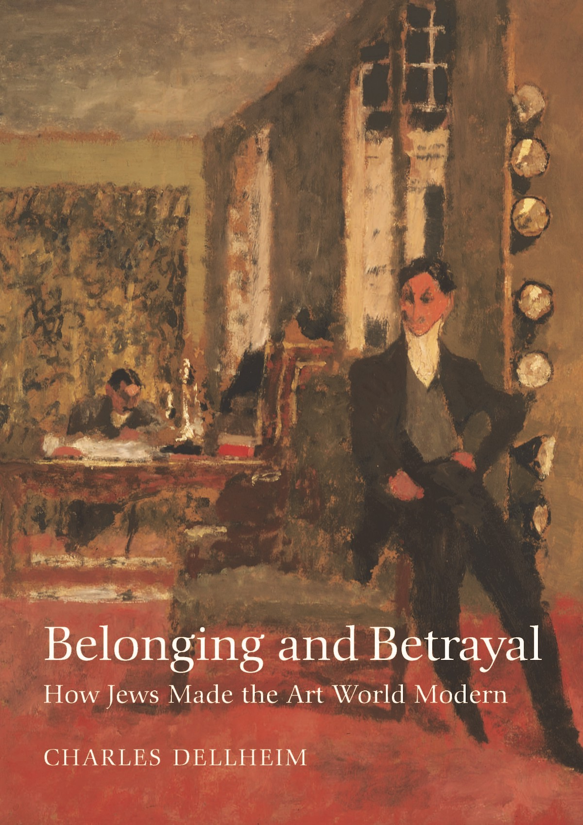 Belonging and Betrayal cover