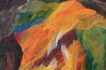 """Artwork from """"Seeing Torah"""" by Anita Rabinoff-Goldman"""