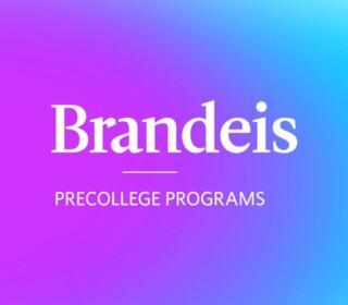 Genesis Summer Precollege Program at Brandeis University